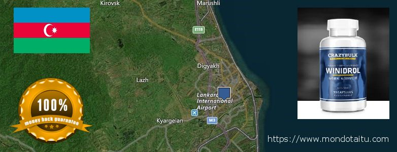 Best Place to Buy Winstrol Steroids online Lankaran, Azerbaijan