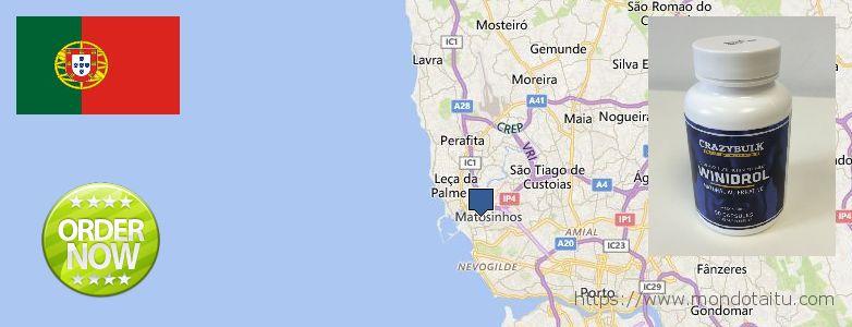 Where to Buy Winstrol Steroids online Matosinhos, Portugal