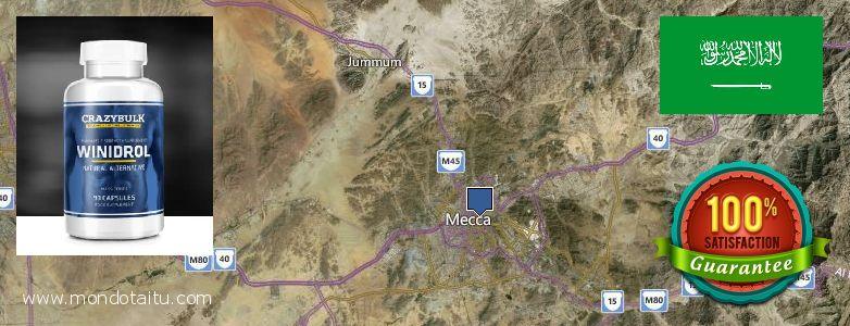 Buy Winstrol Steroids Online Mecca Makkah Makkah Saudi Arabia [Winsol Review]