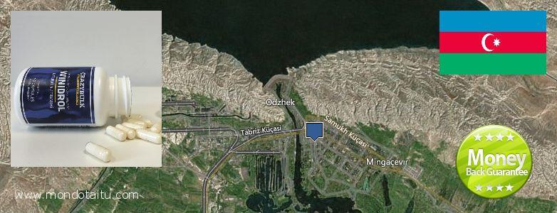 Where to Purchase Winstrol Steroids online Mingelchaur, Azerbaijan