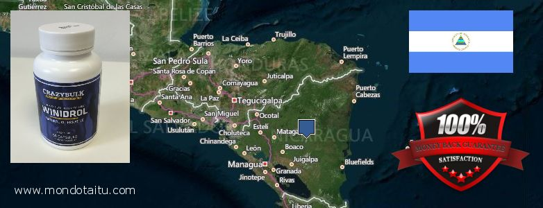 Buy Winstrol Steroids online Nicaragua