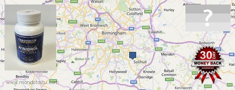 Buy Winstrol Steroids online Solihull, UK
