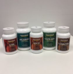 Purchase Clenbuterol in Suriname