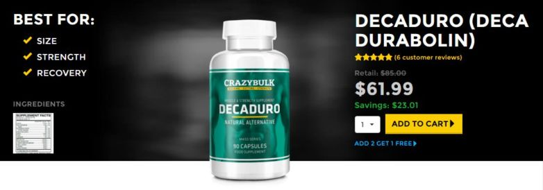 Where to Buy Deca Durabolin in Oman