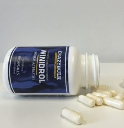 Purchase Winstrol Stanozolol in Bermuda